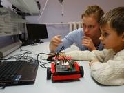 Компьютерные курсы робототехники LEGO для детей